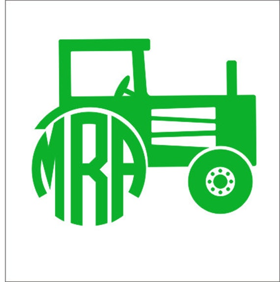 ... Vinyl Decal Car Window Decal Country Girl Decal Country Tractor Vinyl