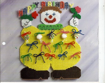 Birthday Countdown The Needlecraft Shop 994002