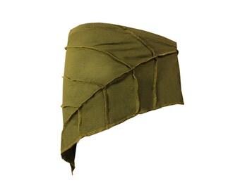 Short Leaf Layer Skirt