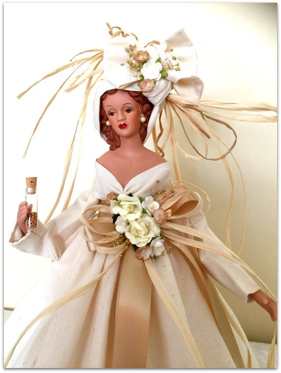 Latina Art Doll Inspirational Home Decor By Divineangelshop