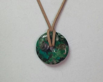 Beach necklaces, turquoise necklaces, brown cord necklaces, and jewelry