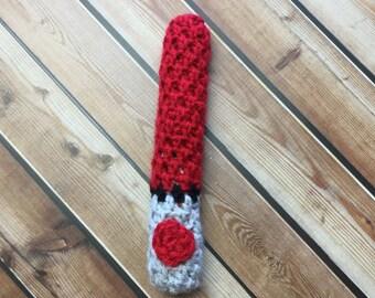 Red light saber, Crochet Light Saber  toy, Star Wars