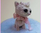 Big Eye Cat Ebook Schnittmuster und Anleitung für eine außergewöhnliche Katze by Furry Critters
