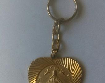 Virgin de San Juan De Los Lagos key chain