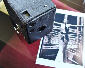 Vintage Eastman Kodak No. 0 Brownie Camera
