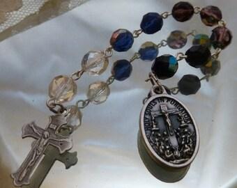Holy Souls ~ 9 Bead Chaplet