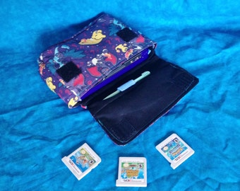 Shiny Charizard 3DS / 3DS XL / New 3DS Carrying Case - MADE to ORDER