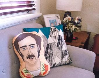 Nicolas Cage Cushion/Pillow
