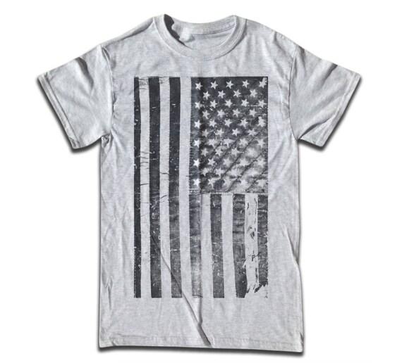 American Flag T Shirt Usa Graphic Tees For Men Women