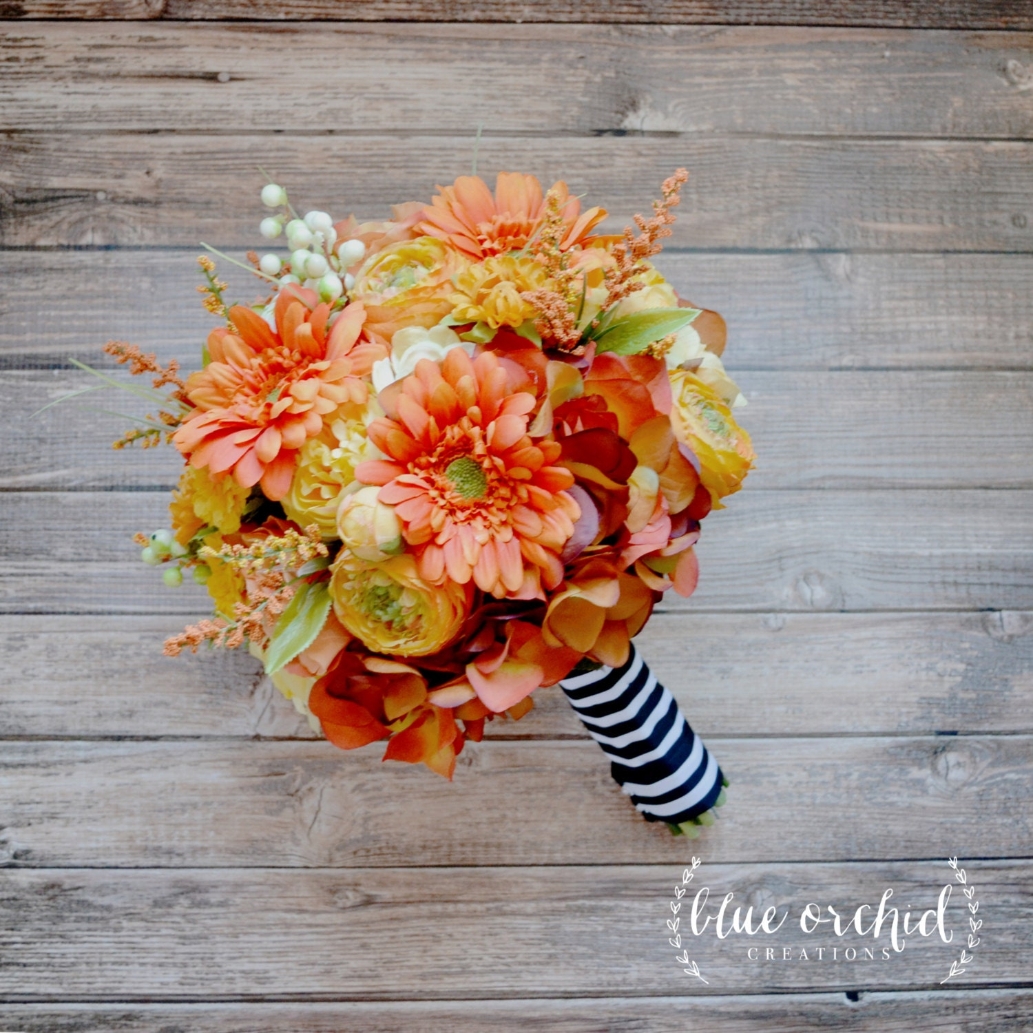fall wedding flower bouquets fall wedding bouquet yellow and orange bouquet silk wedding 4033