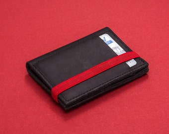 Leather Wallet, Wallet Leather, Mens Leather Wallet, Portemonnaie, Leather Wallets For Men