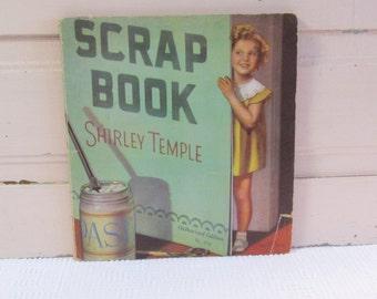 Shirley Temple Scrapbook 1935