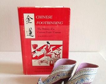Chinese curious custom erotic footbinding history