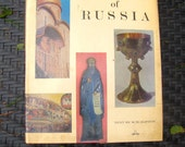 Art History of Russia Russian Art Book Vintage Art Book