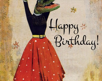 Croc Birthday Etsy
