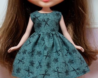 BLYTHE doll Its my party dress - running with scissors