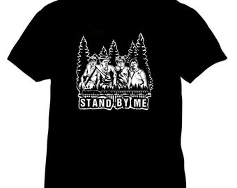 Stand by me - 80's  T shirt sz S-4Xl