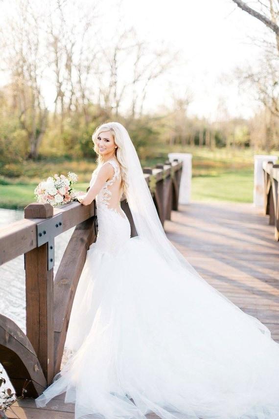 Beautiful, Affordable Wedding Veil