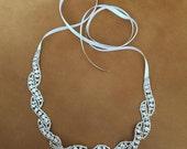 Wedding Hairband - Rhinestone Headband
