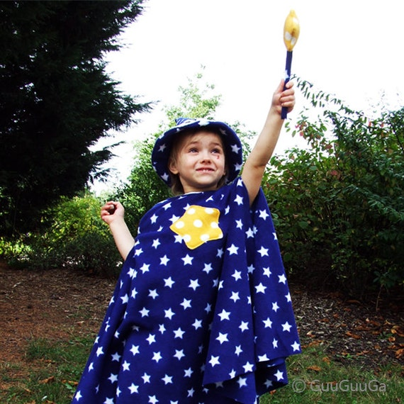 Toddler Boy Wizard Costume UK