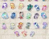 MLP トモダチは魔法 Digital Art File