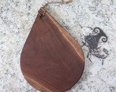 Large Wood Cutting Board, Wood Cheese Board, Wood Cutting Board, Large Cheese Board, Cutting Board, Charcuterie Board, Wooden Bread Board