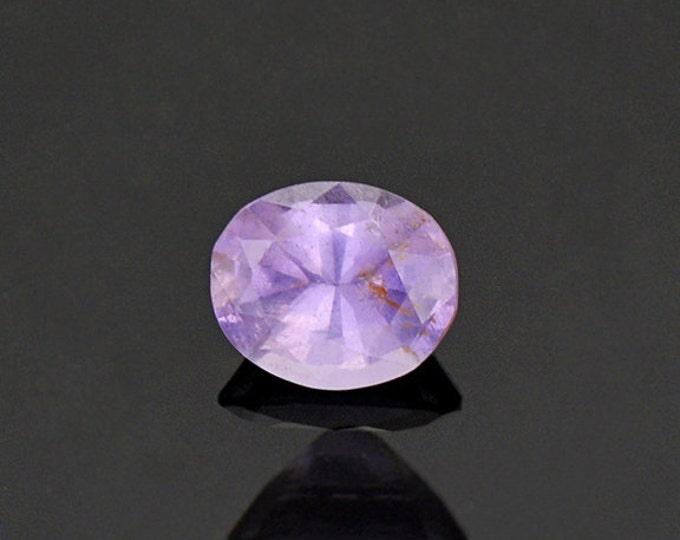SALE EVENT! Pretty Lavender Purple Spinel Gemstone from Sri Lanka 1.25 cts