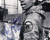 Wiz Khalifa signed Blacc Hollywood rapper 8X10 photo picture poster autograph RP