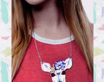 Lady Doe Necklace