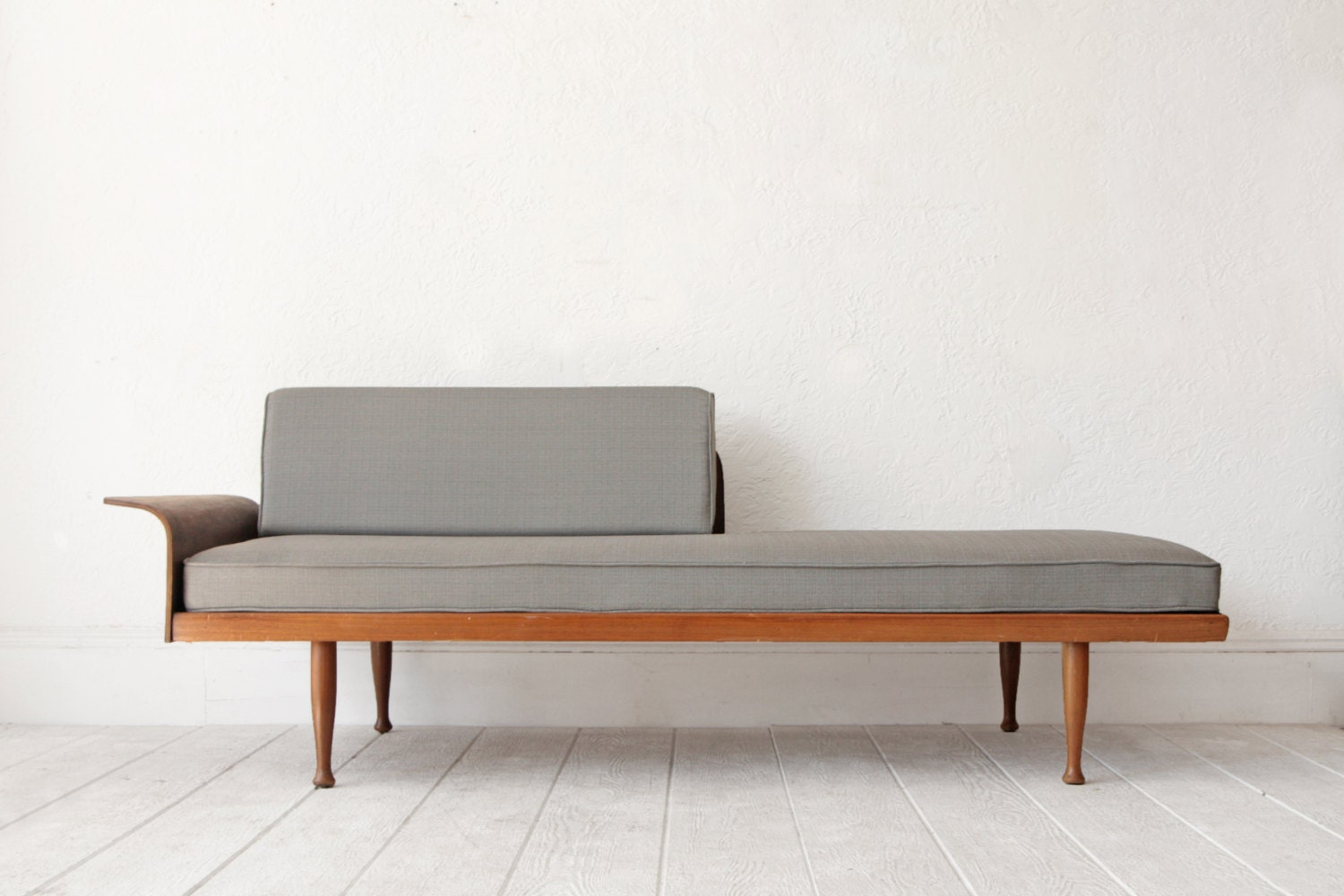 Mid Century Sofa Daybed Wood Frame