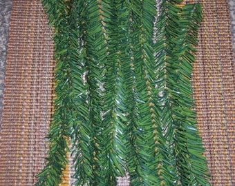 long-needled pine stems,12 inches long,1.5 inch,40MM wide,10/pkg,garland tie,nature crafts,woodsy,Christmas crafts,kids crafts