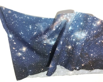 Galaxy Print Fabric by the yard