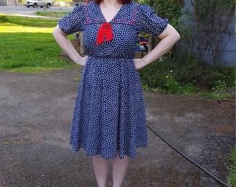 Perfect Summer Sailorette Dress