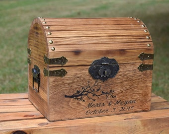 Wooden Wedding Card Box Plans