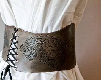 House Stark Warrior Belt