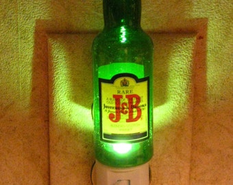 J&B Scotch Night Light