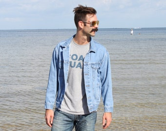Perfect vintage denim jacket s-m