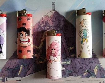 Steven Universe Lighters