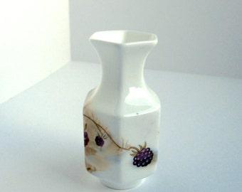 Miniature - China Vase - Vintage - Decorative Vase - Small Vase