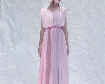 The Mixed Grecian Dress