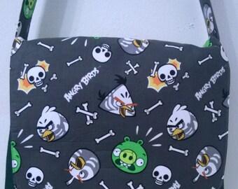 Angry Birds Inspired, Child Size, Messenger, Cross Body Bag