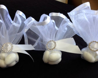 Wedding Favor With Koufeta Jordan Almonds