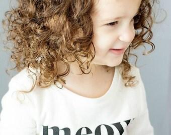 Glitter heart hair clip - Glitter hair clip - girls hair clips