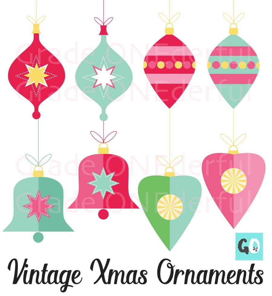 vintage ornament clipart - photo #35