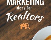 Real Estate Marketing Ideas PDF - Marketing Ideas for Realtors Ebook