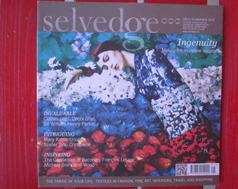 Selvedge Magazine, Issue 45, March/April 2012