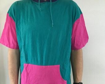 Retro 90s Shortsleeve Sweatshirt T-Shirt