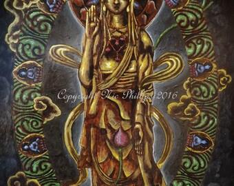 Kuan Yin  (prints and cards)