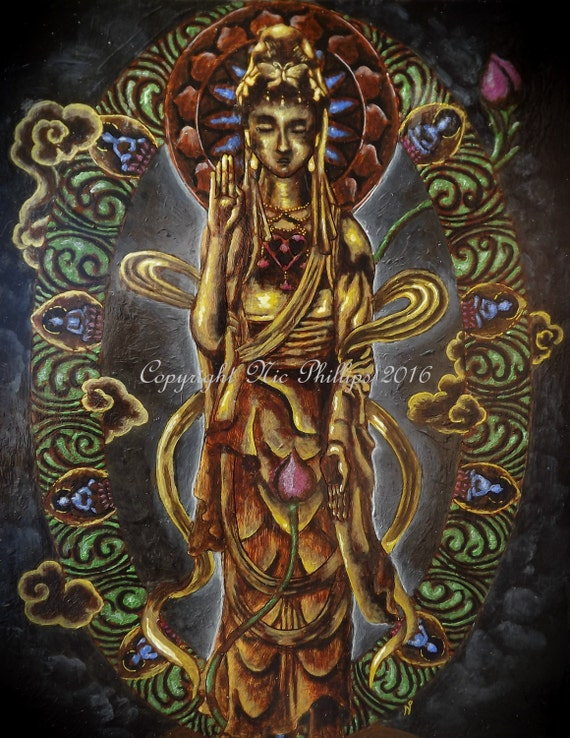 Kuan yin prints and cards like this item altavistaventures Choice Image