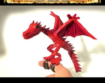 Perching Ring - Iridescent (Dragon Not Included)
